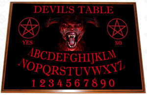 Invocation diable