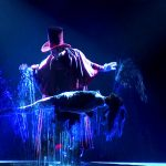 Spectacle d illusionniste