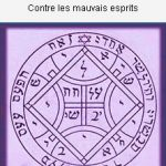 Pentacle de protection universelle