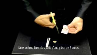 Magie carte explication