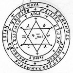 Pentacle magie blanche