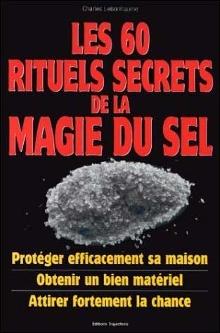 Sel magie blanche